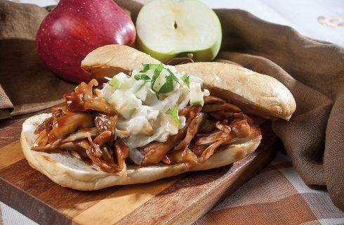 Panino con pollo Buffalo, un secondo veloce e delizioso