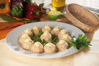 Polpettine di borlotti, lenticchie e ricotta, un secondo vegetariano saporito