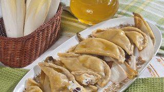 Ravioli al vapore con robiola e bresaola, un primo piatto saporito