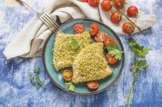 Pesce spada in crosta di pistacchi: per l'estate