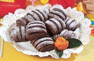 Saccottini al cioccolato, un dolce morbido e delizioso