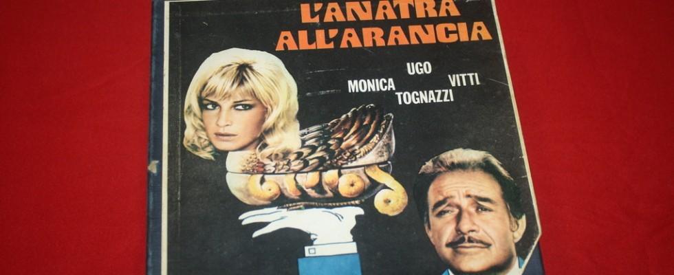 Ricette del Cinema: l'Anatra all'arancia di Monica Vitti e Ugo Tognazzi