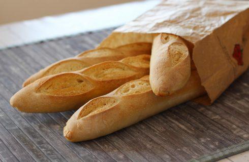 Baguette con lievito madre, tradizione francese