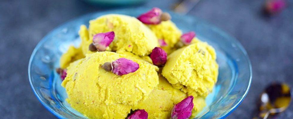 Bastani: come si prepara il gelato persiano?