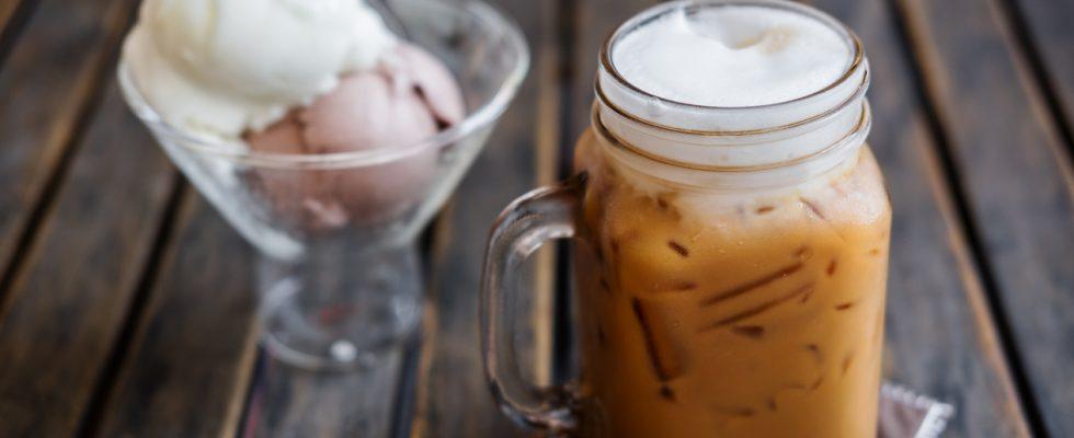 Caffè freddo con panna in bottiglia: la ricetta