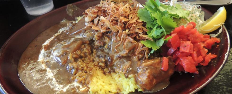 Curry Wa Nomimono, Tokyo