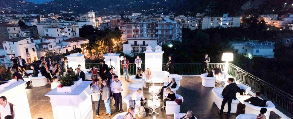 Ha aperto il primo dry Martini bar in Italia