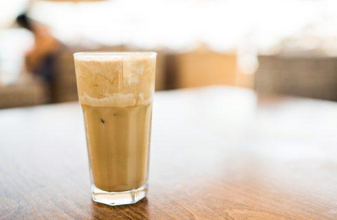 Come preparare il frappè al cappuccino