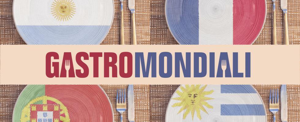 I Gastromondiali di Agrodolce: gli ottavi tra Francia-Argentina e Uruguay-Portogallo
