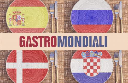 I Gastromondiali di Agrodolce: gli ottavi tra Spagna-Russia e Croazia-Danimarca