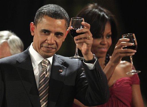obama vino