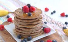 Pancake con banana e nutella, la ricetta golosa per la colazione