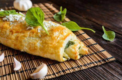 Pasta sfoglia con zucchine e scamorza: la ricetta gustosa