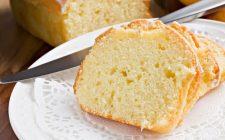 Il plum cake con latticello con la ricetta facile