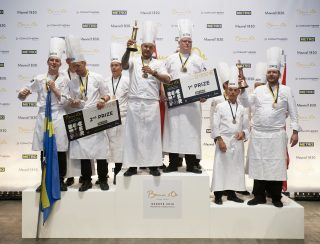 Bocuse d'Or Europa, la Norvegia conquista l'oro