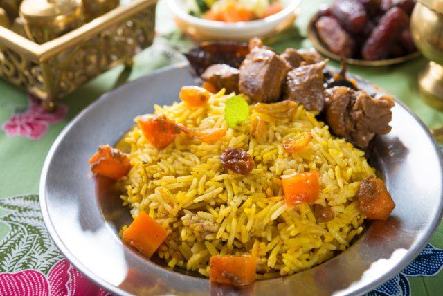 cucina saudita