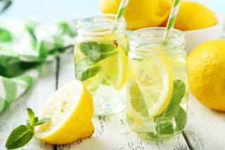 Limonata: 3 dissetanti varianti da provare quest'estate