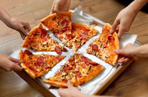 Due pizze su tre non sono italiane