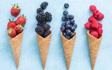 gelato alla frutta