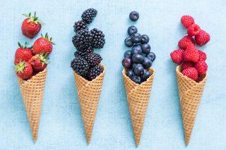 Porta la frutta, ti regalo il gelato: l'iniziativa di Alessandro Leo contro lo spreco alimentare