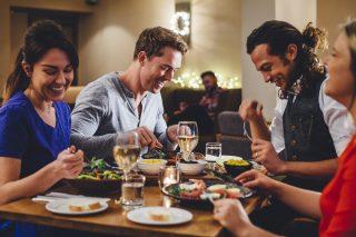 Perché andiamo al ristorante? Le risposte degli italiani