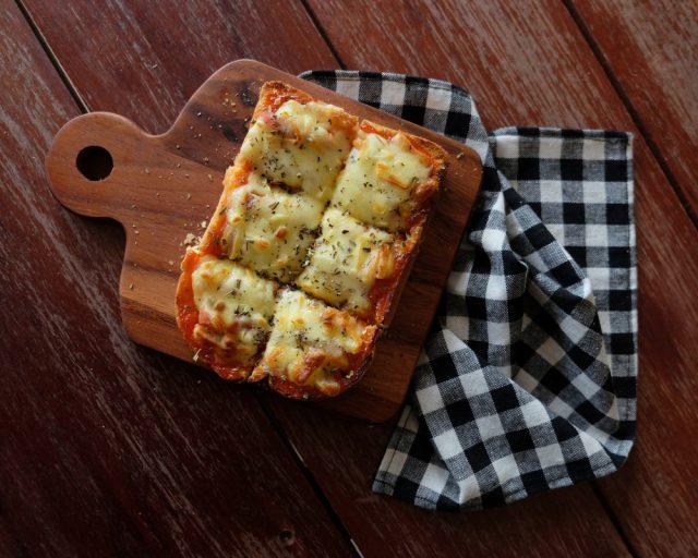 pizza pancarré