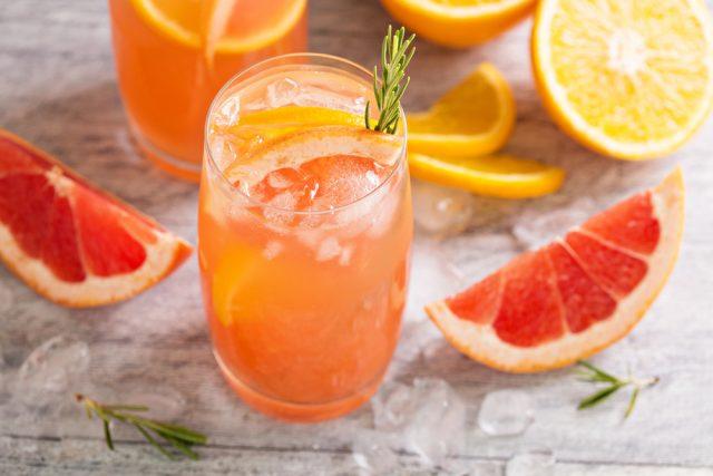 limonata agli agrumi