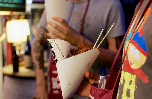 Birròforum 2018: non solo birra, ecco cosa mangeremo