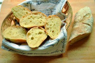 Baguette, il pane alla francese: con il bimby