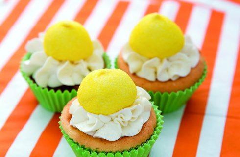 Cupcake con marshmallow, un dolcetto tutto americano