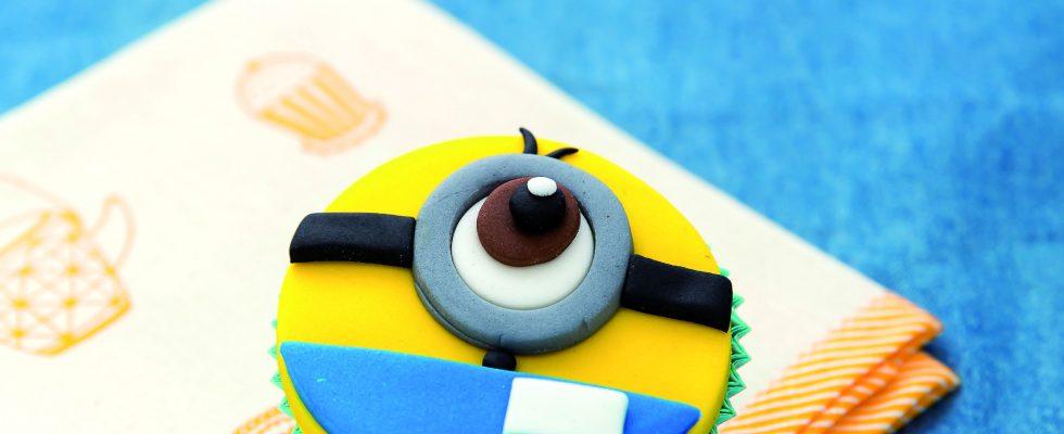 Cupcake Minion: per i più piccoli