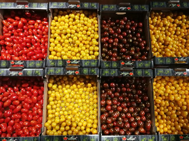pomodori in slovenia