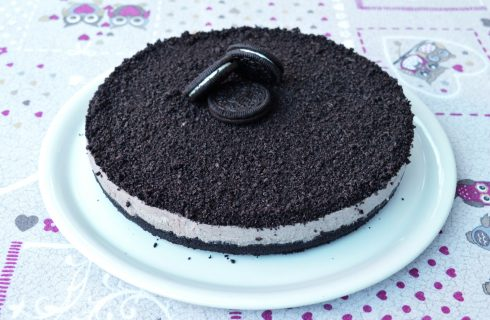 Oreo cake, con il bimby