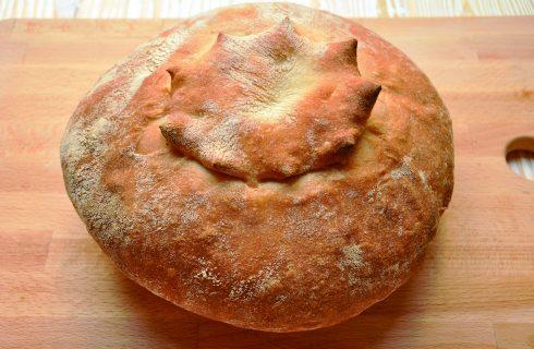 Pane: ricetta base, con il bimby
