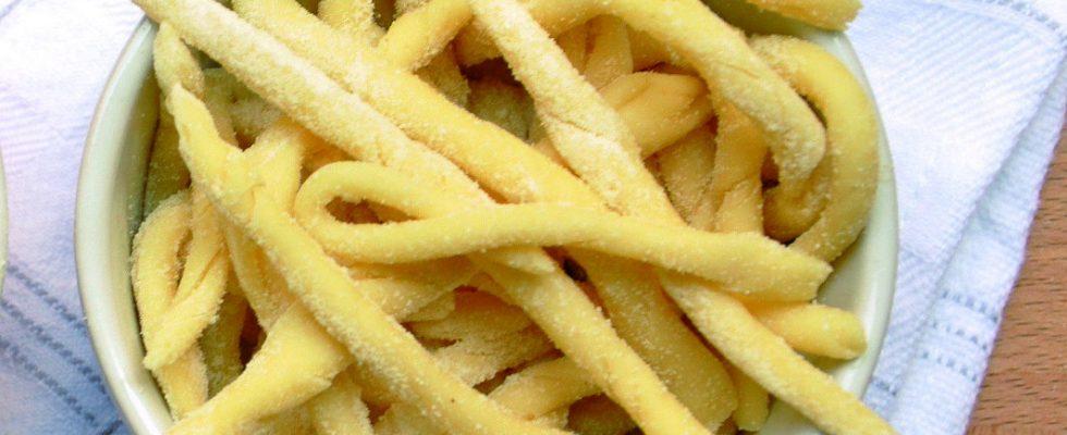 Pasta di semola: strozzapreti, con il bimby