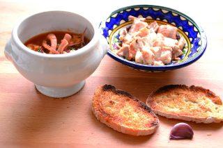 Pesce in zuppa, con il bimby