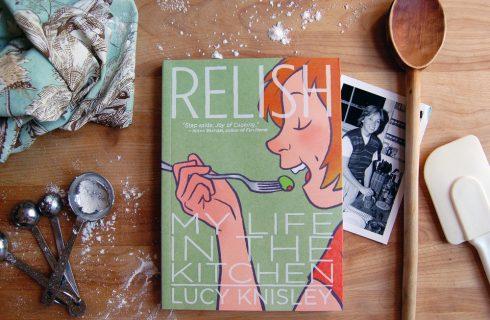 6 graphic novel a tema cibo che dovreste leggere quest'estate