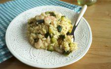 risotto-zucchine-e-gamberi