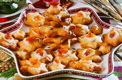 Biscotti al mandarino, un dolce al sapore d'autunno