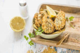 Sarde a beccafico alla catanese: fritte e croccanti