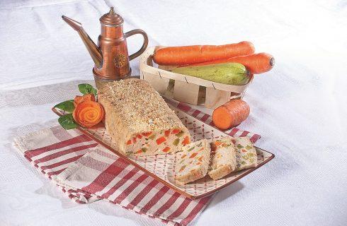Polpettone di tacchino e verdure, un secondo fantasioso e saporito