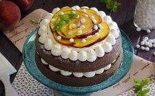 torta-panna-pesche