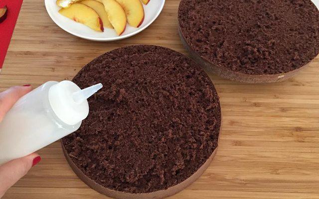 torta-panna-pesche-step-3
