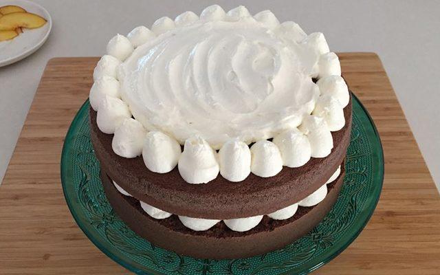 torta-panna-pesche-step-5