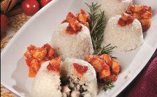 Tortini di riso al pesce spada, un primo sfizioso