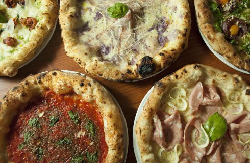 Angelo Pezzella Pizzeria con Cucina, Roma