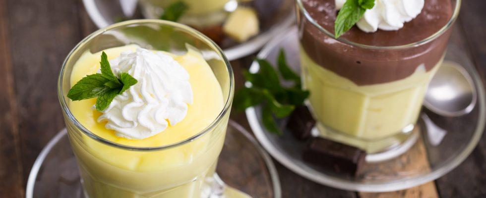 Coppe After Eight con menta e cioccolato, la ricetta