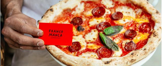 Franco Manca: l'impero UK della pizza
