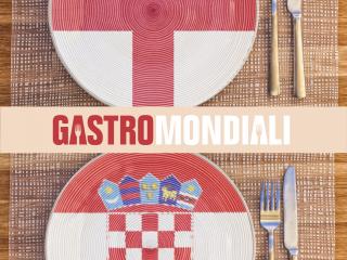 Gastromondiali di Agrodolce: semifinale tra Croazia-Inghilterra