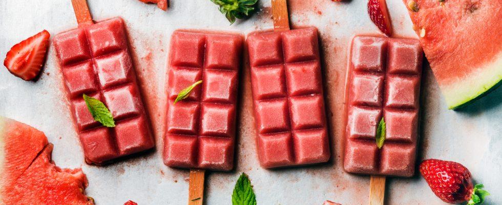 10 ricette di ghiaccioli alla frutta fatti in casa